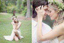 INSPIRATION - NATURAL WEDDINGS