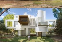 Surreal Architecture Visions