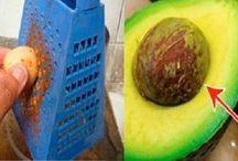 Caroço d abacate