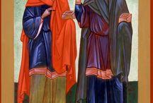 św. Kosma i Damian/ st. Cosma and Damian