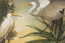 Kevin Sloan- Allegorical Paintings