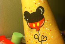 Mickey Mouse tattos