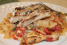 Pasta Recipes / Favorite and soon to be favorite pasta recipes