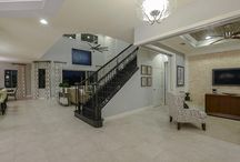 Grand Room Living / Living rooms, family rooms and grand rooms by Homes by Westbay.