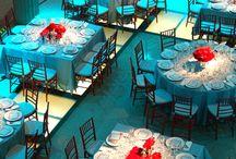 Whitten Nicolas Wedding / Inspiration Board for Wedding at Azul Beach Hotel.
