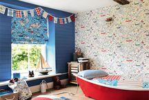toms new room