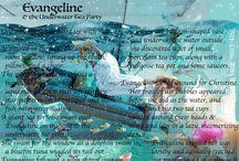 Evangeline / Evangeline & the Underwater Tea Party
