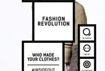 The Fashion Revolution / who made your clothes?