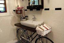 Wc en badkamer