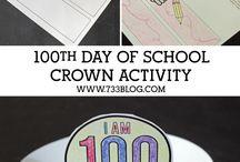 100 dager på skola
