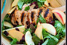 Yummy Salads / by Kayla Winters