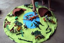 Playscape for Imagiative Play