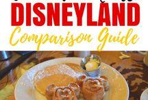 Disneyland California Dining tips