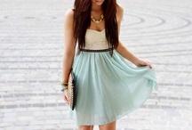 Faldas. / Variedades de faldas.