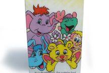 1980s cartoons / by Renee Rogers