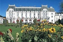 Proust's Balbec…Balbec-Normand Conferences / Every two years, Proust scholars gather at The Grand Hotel in Cabourg.