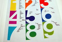 International Typographic Style (Swiss Design) / A board of designers known for their Swiss design style