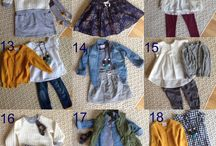 toddler wardrobe