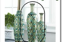Vases 1 / Decorative and beautiful vases, to help bring the outdoors in.