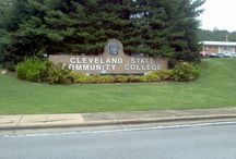 Cleveland State Campus / Featuring Cleveland State's campus!  #clevelandstate #clevelandstatecc #CSCC / by Cleveland State Community College