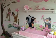 Jessica's baby room