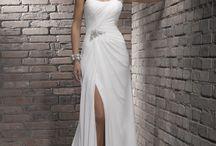 3 wedding dresses / by Kim Lee