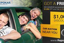 Repokar Events / by Public Auto Auction Repokar