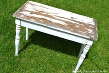 Great reclaimed furniture