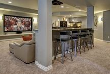 Modern Basement designs