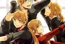hetalia world