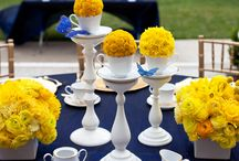 Yellow Weddings / by Rachel Stankevich