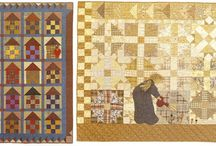 Quilts - Pieced / quilts pieced - inspiration seen in the quilts selected to post / by Kristin Freeman