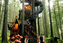 Coolest Tree houses ;0