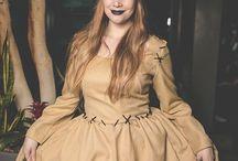 Halloween costumes (maybe)