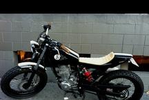 motorbikes I want