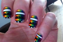 Fancy Fingers By Design / Nail & Toe Designs / by Ortencia Solis