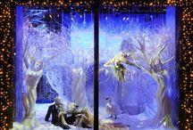 Christmas inspiration / Retail Kerst inspiratie