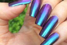 Multichrome color