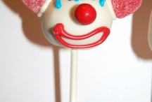 Cake Pops / by Candace Garcia