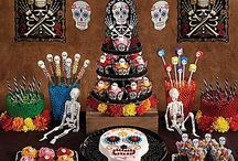 Day of the Dead Sweets and Treats Ideas! / Get spirited away with sugar skull-inspired ideas for soulful treats! / by Party City