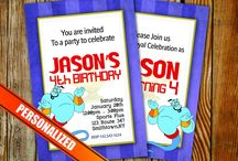 Party Invites & Greeting Cards