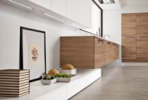 Compact Laminate shelves/cabinets