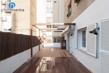 Diputació | Reforma Integral en Barcelona (nuevos acabados) / Compartimos nuevas fotos de la reforma integral que realizamos hace algunos días en la calle Diputació de Barcelona. Mejoramos los acabados en cocina y cuartos de baño y os presentamos las reformas exteriores en la terraza.