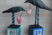 Ravens, Crows, blackbirds