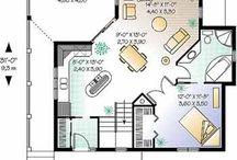 ház és tervrajz