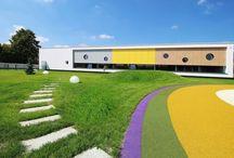 architektura skolky