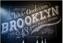 Hand lettering / by Jennifer McHenry | Bake or Break