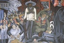 Mexican Muralists / by Wilmington College Cincinnati