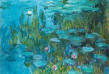 Claude Monet (1840-1926) / Art from France.