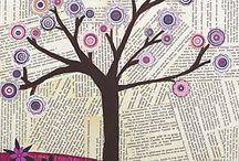 Planners and Art Journals / Art journaling tutorials and ideas. Ideas for planners, planning and bullet journals.
